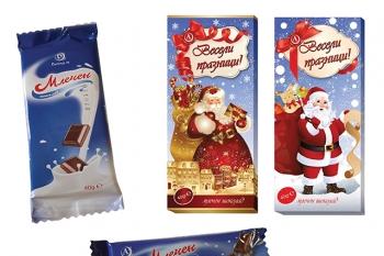 Млечен шоколад 20g/40g