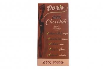 602 Тъмен шоколад  Dar`s  50g