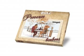 Provence chocolate bonbons
